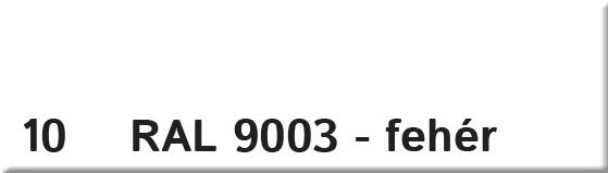Farba 10 ral 9003 biela