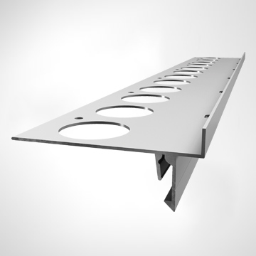 Balkónový profil STONE