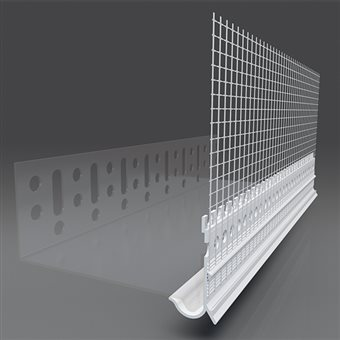 Gutter for Base profile type A